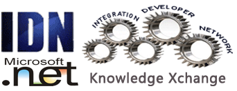 .Net @ IDN Knowledge Xchange Logo