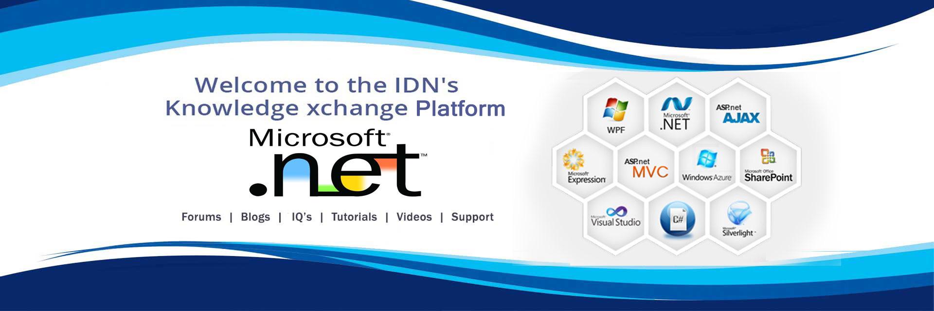 Dotnet - idn kxchange